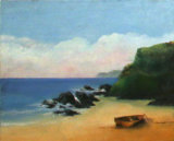Sandy Cove, Muriel Haseltine