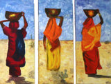 Water Carriers, Judy Johnstone