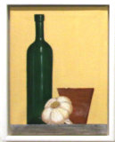 No. 2 Green Bottle, Ruth Luccini