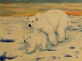 Polar Bears, Linda Mayne