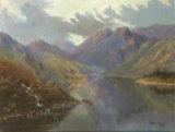 Scottish Lochs, Wendy Mills