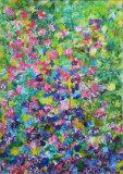 A Field Of Flowers - Barbara Drinkwater