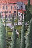 Italian garden - Jean Austin