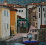 Italian Lakeside - Jean Austin