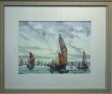 Barge Match, Nigel Clarke