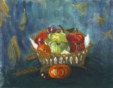 Basket of Fruit, Judy Packwood