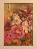 Bed of Flowers - Daphne Ottoway