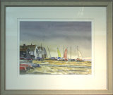 Boat Park Whitstable, Nigel Clarke
