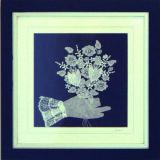 Bouquet in Lace, June Drinkwater