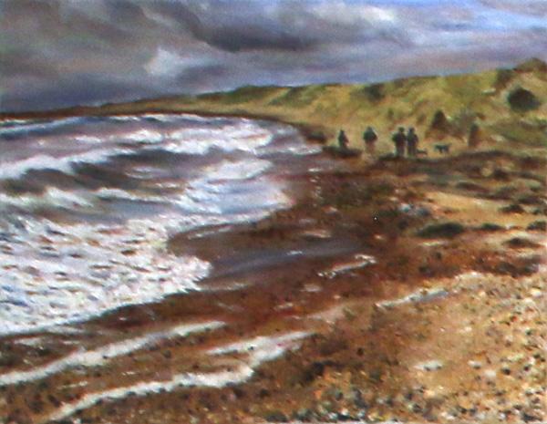 Camber Sands, Linda Ledbrook