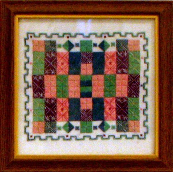Checkers, Joyce Male