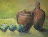 The Green Apples, Daphne Oatway
