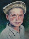 Afghan Boy - Linda Farrington