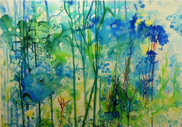 Fishscape Daphne Candler