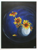 Flower Bowl, Jean Markham