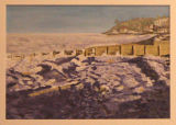 Frozen Sea Whitstable 1963, Janet Drewitt