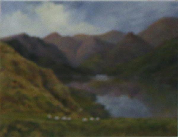 Glen Shiel, Wendy Mills