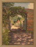 Godinton House Gardens, Janet Drewitt