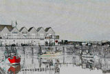 Whitstable Harbour - West Quay Hywel Davies