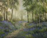 Bluebell Woods, Wendy Mills