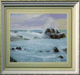 Rough Sea, Brenda Thomas