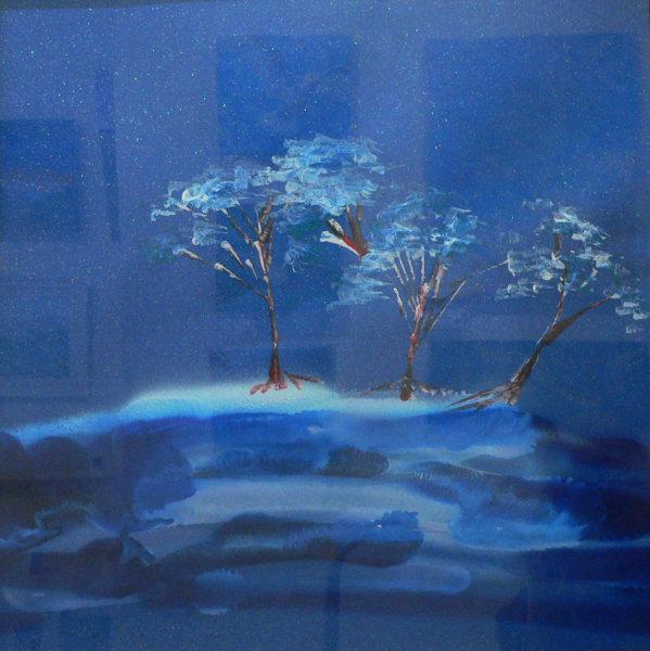 Trees against the blues John Wilkins