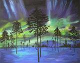 Northern Lights - Judy Johnstone