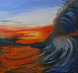 Waves, Judy Johnstone