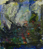 Abstract Maze, Julia Parker