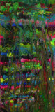 Abstract in multi-colours Julia Parker