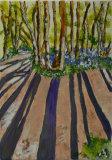 Long Shadows, Linda Berry