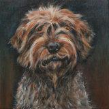 Stable Dog, Linda Farrington