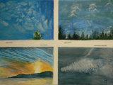 Clouds Margaret Cordes
