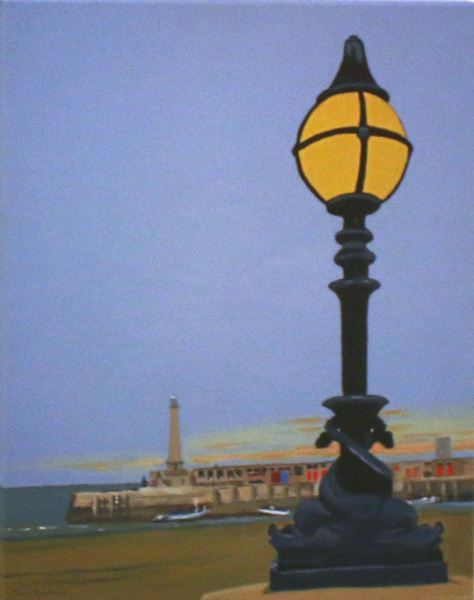 Margate Harbour View, Tina Rowland