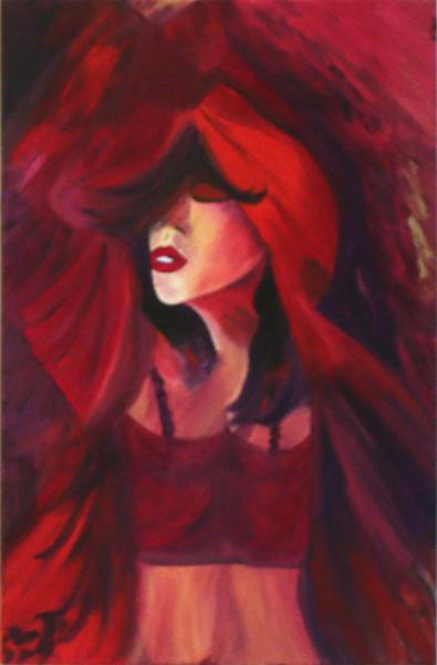 Mysterious Girl, Judy Johnstone