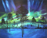 Northern Lights, Judy Johnstone