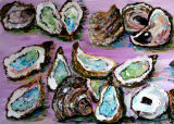 Oysters Barbara Drinkwater