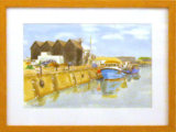 Whitstable Harbour, Robin Pates