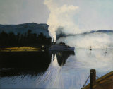 Lake District, early boat - Julia Parker