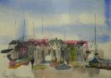 Sailing Club, Whitstable. Robin Pates