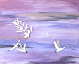 Seagulls, June Drinkwater