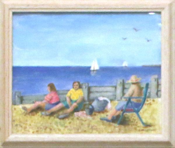 Seaside, Christine Conway