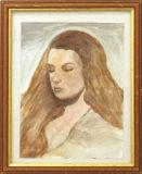 Sleeping Woman, Eleanor Pain