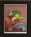 Still Life with Seafood, Jill Akhurst