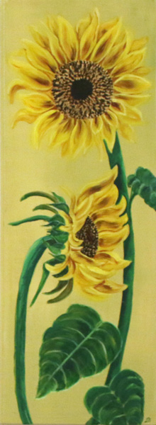 Sunflowers, Jacqueline Browning