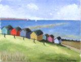 Tankerton Beach, Christine Conway