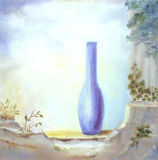 The Blue Bottle, Muriel Haseltine