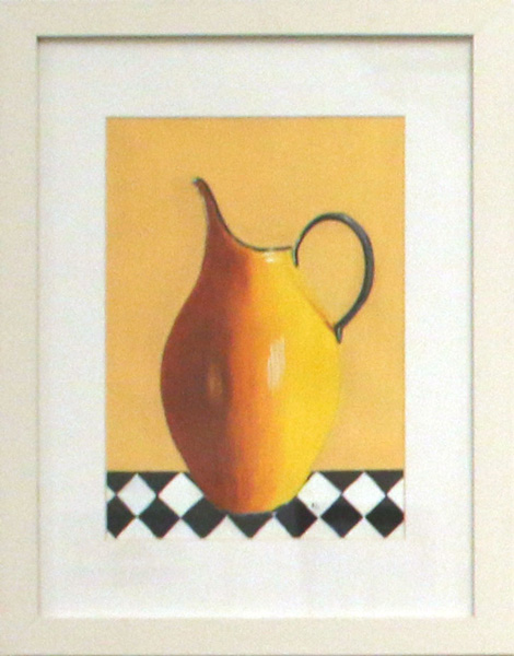 The Yellow Jug, Ruth Lucchini