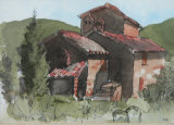 Tuscan Farmhouse - Jane Holliday