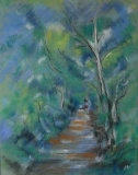 Homage to Cezanne Valerie Beck